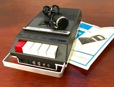 Vintage Panasonic Cassette Recorder Ctr-27. Looks Great But Parts Only! As Is.