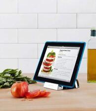 Montaggio e supporti universali per tablet ed eBook argento