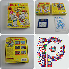 Pixie & dixie como un juego para Commodore Amiga Computer probado y en funcionamiento