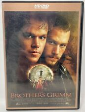The Brothers Grimm Japan Japanese Import HD-DVD Movie