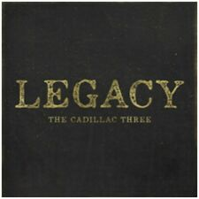 The Cadillac Three - Legacy - New CD Album - Pre Order - 25th August