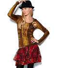 ROBE DESIGUAL By LACROIX CLANGOUR Taille XS