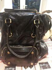 Authentic Rare Marc Jacobs Metalic Large Bag