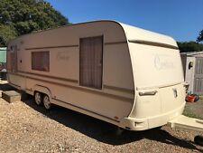 Tabbert comtesse deluxe 685 German quality built caravan  24ft twin axle 5 berth