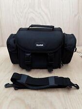 Kodak Camera Video Photography Bag Padded Case Strap Adjustable Handbag #