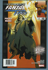 Ultimate Marvel Flip Book 12 2006 Fantastic Four Xmen v