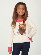 Roxy Winter Slumber Biscotti Girl Teenie Wahine Sweater Sz 5