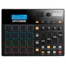 AKAI MPD 226 Pad-Controller DJ Producer Controller Ableton Live Lite MPD226