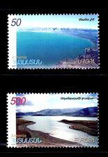 TEMA EUROPA 2001 ARMENIA  EL AGUA RIQUEZA NATURAL 2v.