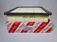 NEW GENUINE LEXUS /TOYOTA AIR FILTER 17801-0P051 RX350 CAMRY SIENNA HIGHLANDER