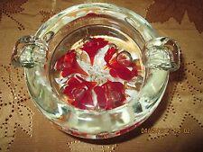 Stunning Art Glass Decorative Ashtray