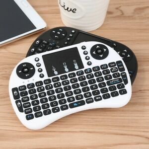 Mini Wireless Keyboard Mobile Gaming Keyboard Mouse Touchpad For Android Windows
