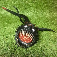 RARE How to train your dragon Black Whispering Death Action figure Spinmaster