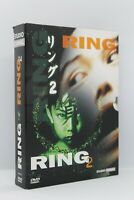 "coffret 2 dvd "" ring "" et ring 2 "" studio canal film horreur"