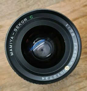 Mamiya Sekor C 45mm f/2.8 N Lens for Mamiya 645