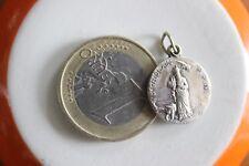 Religieuse Medaille Medallion St Ghislain confessor and anchorite in Belgium