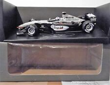 Formel 1 McLaren Mercedes David Coulthard Scale 1:18