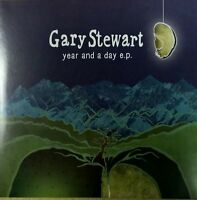 Mr Gary Stewart, year and a day. ep  CD