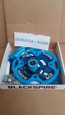 Blackspire Dewlie C4 MTB Mountain Bike Chain guide device ISCG 05 fitment BLUE
