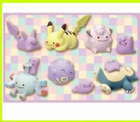 Metamon Ditto Figure Collection Vol.4 all set Pokemon Pikachu Snorlax Japan