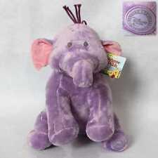 "14""/35cm Heffalump Winnie the Pooh Lumpy Purple Elephant Plush Stuffed Doll Toys"