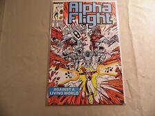 Alpha Flight #57 (Marvel 1988) Free Domestic Shipping