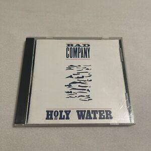 Holy Water by Bad Company (CD, Jun-1990, Atco (USA))