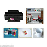 Mug Cup Heat Press Sublimation Machine Kit Heat Transfer Machine System