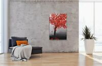 """36"""" Abstract Artwork Modern Painting Gifts Colorful Art Free Ship- Beloved"""