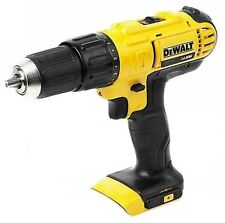DeWALT 18v DCD776 Cordless Combi Drill - Body Only, Bare Unit - UK Specification