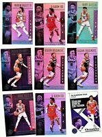 2019-20 Panini Illusions Marvin Bagley III Sacramento Kings 25 Card Lot