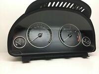 BMW 5 Serie F10 F11 Km/H Tachometer Kombiinstrument Tachometer 9227614