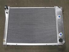 1968-1974 Chevy Nova Aluminum Radiator 3 Row Core Chevrolet Racing Lightweight