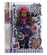 Nouveau officiel monster high cedar wood ever after high set