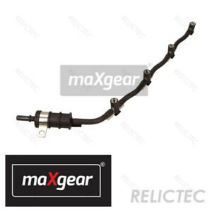 Fuel Overflow Return Hose Leak Off Pipe Vauxhall Opel:VIVARO 4434378 4431467