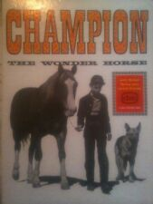 Champion - The Wonder Horse Vintage Annual 1960