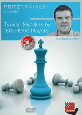 ChessBase Pert - Typical mistakes by 1600-1900 players - NEU  / OVP - Schach