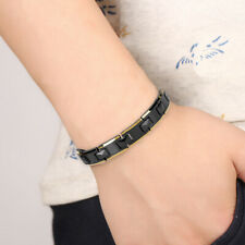 Energy Charm Bracelets Jewelery Fashion Healing Balance Geramic Bracelet Tharapy