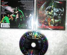 CD Glenn Danzig – Thrall-Demonsweatlive Punk The Misfits Samhain Damned Cramps