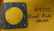 HARLEY CART N4722  REED PLATE GASKET  NOS Replaces OEM 26908-71