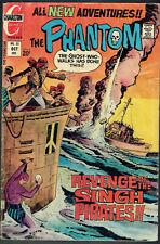 PHANTOM  52  VG/4.0 - Revenge of the Singh Pirates!