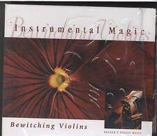 Bewitching Violins Instrumental Magic 3cd Brand New