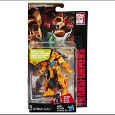 "Transformers WRECK GAR Hasbro Titans Return Legends Class 4"" Figure Toy In Stock"