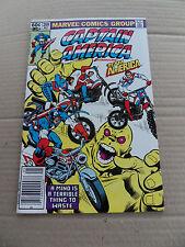 Captain America 269 . Marvel 1982 - VF - minus