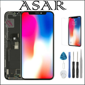 Iphone X LCD display digital digitizer touchscreen assembly replacement iphone10