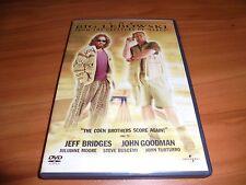 The Big Lebowski (DVD Widescreen/Full 2003) John Goodman Jeff Bridges Used