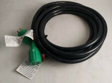 L14 30 30 Amp Generator Extension Cord 20ft For Campgrounds Mobile Homes Parks