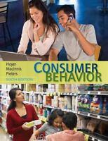 Consumer Behavior 6th Edition by Wayne D. Hoyer  (Author), Debo