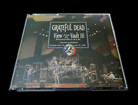 Grateful Dead View From The Vault III Soundtrack 3 Three 1990 '87 Shoreline 3 CD
