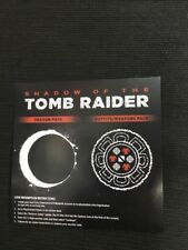 Shadow of tomb raider season pass and outfits weapons pack PS4 Code only NO GAME